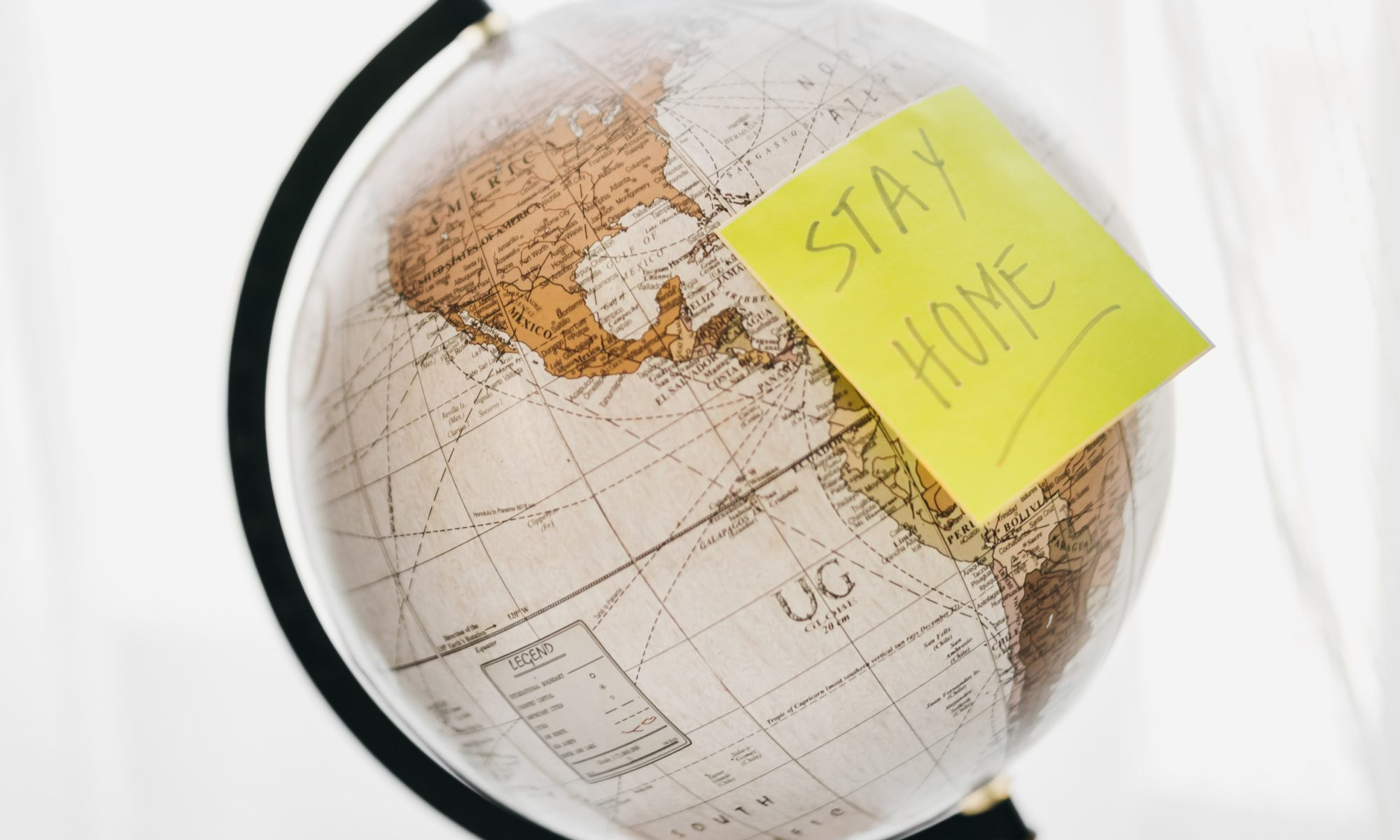 Stay at Home Globe